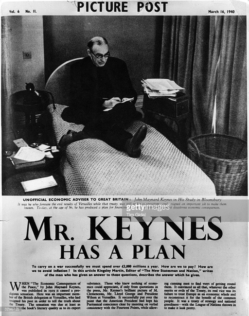 Keynes's new heirs