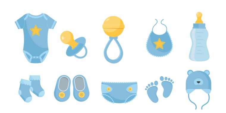 【妊娠中期(5か月~7か月頃)の準備リスト】入院グッズやベビー用品を揃えよう