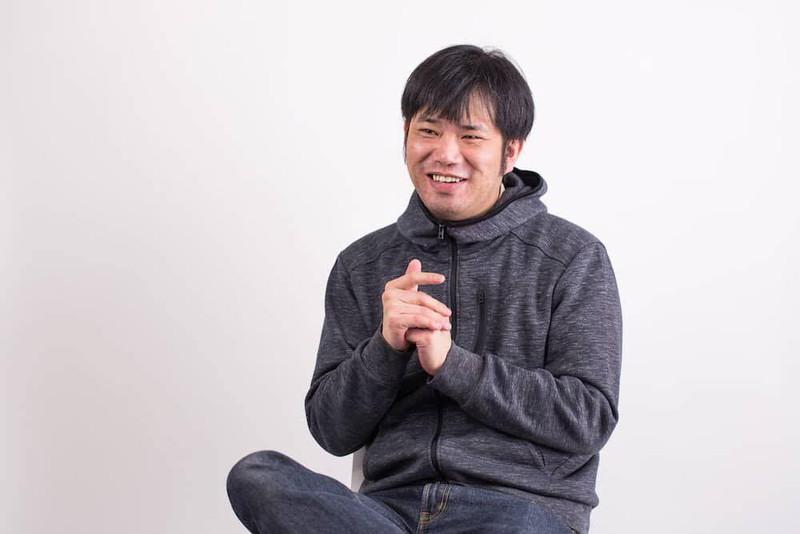 40代になって自分や会社に自信がついてきたと語るヌーラボ・橋本氏