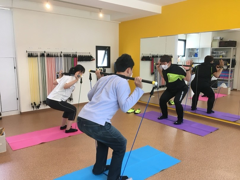 ふらっとRe:とは?北九州のチューブトレーニング