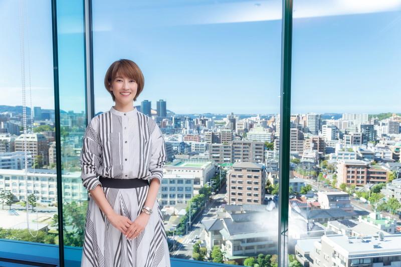 子どもには小さなころから自分で決めさせてきたと語る若田部佳代さん