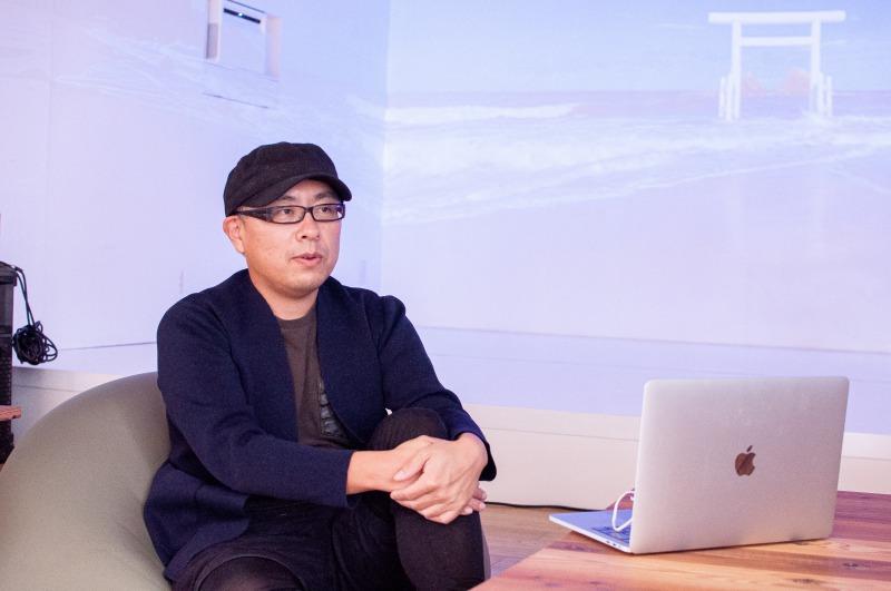 株式会社ランハンシャ 代表取締役・下田栄一