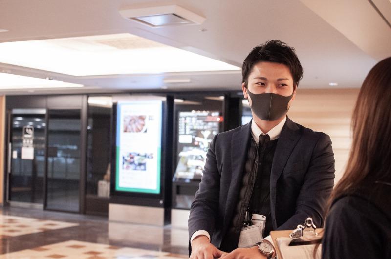 福岡国際空港株式会社:富田さん