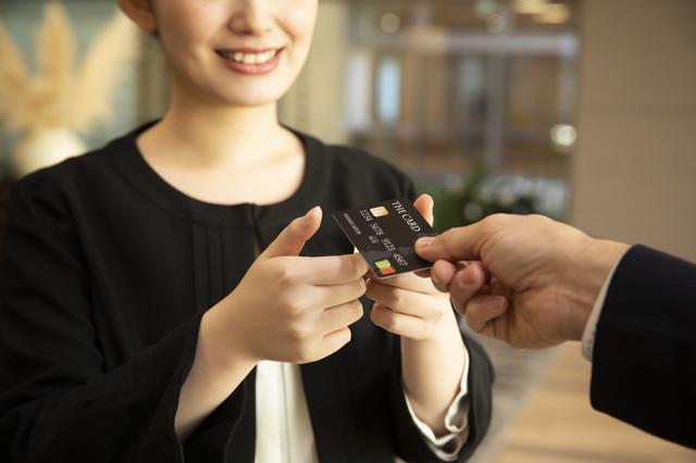 法人クレジットカード(法人カード)とは