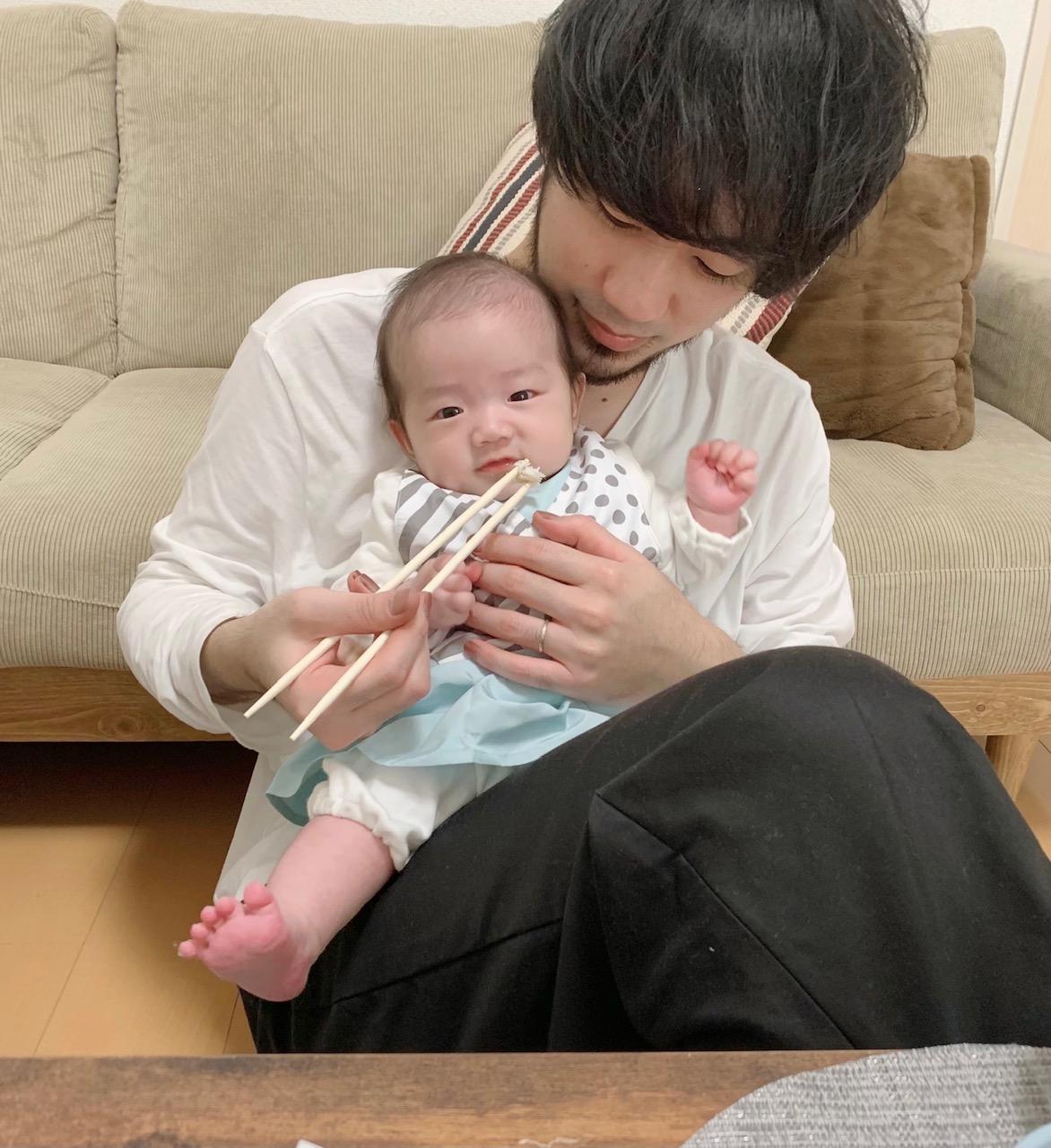 吉田学さん 僕たちの子育て