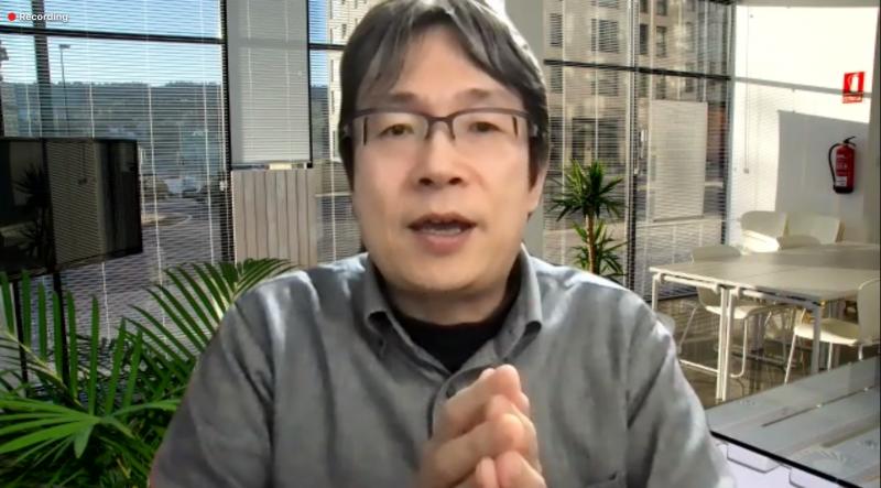 北九州産業学術推進機構 産学連携担当部長・藤本さん