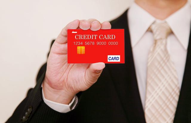 事業用クレジットカードって?